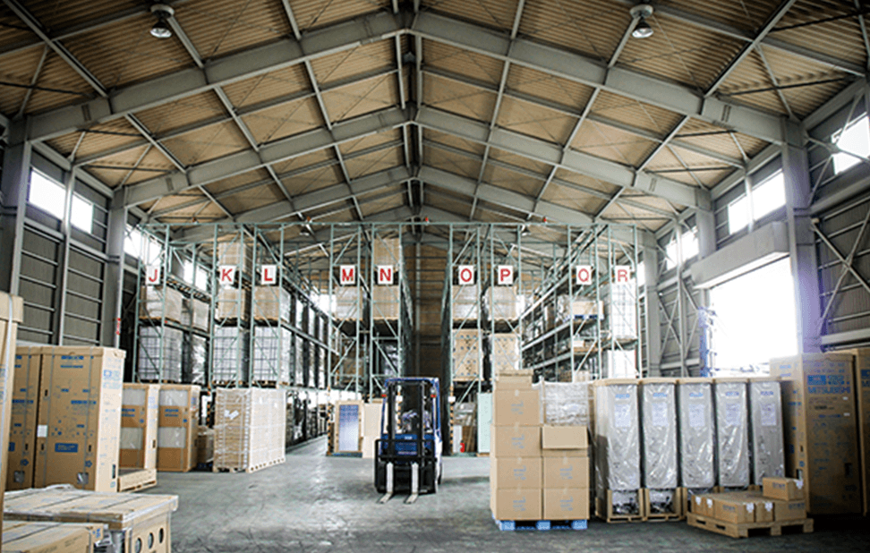 Logistic center